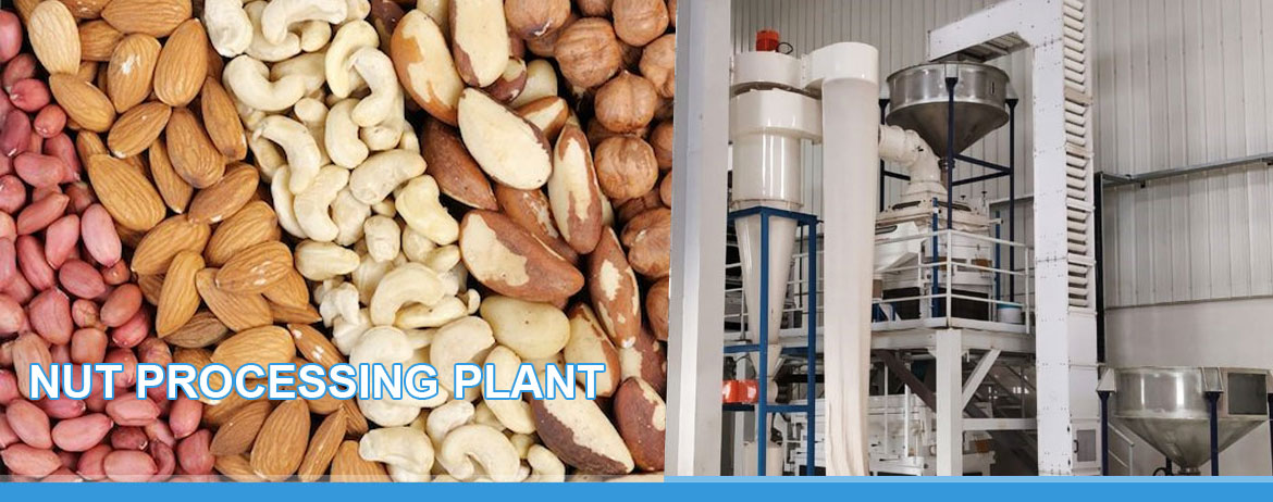 Nut Processing Plant