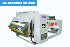 featurd sbs 4001 camera belt sorter